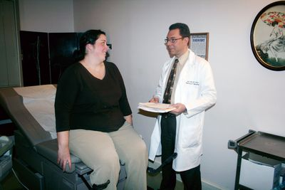 Obese and Pregnant : Programs : TLC : Discovery Press Web