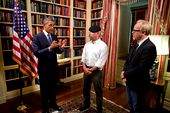 Photo for Mythbusters 7 - Presidents Challenge