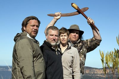 Velocity Tv Channel >> FINDING BIGFOOT : Programs : Animal Planet : Discovery Press Web