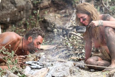 naked and afraid uncensored cassie
