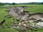 Photo for Sinkholes: Swallowed Alive
