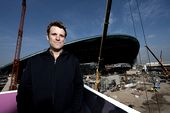 Photo for London 2012 Aquatic Centre Mega Build with James Cracknell