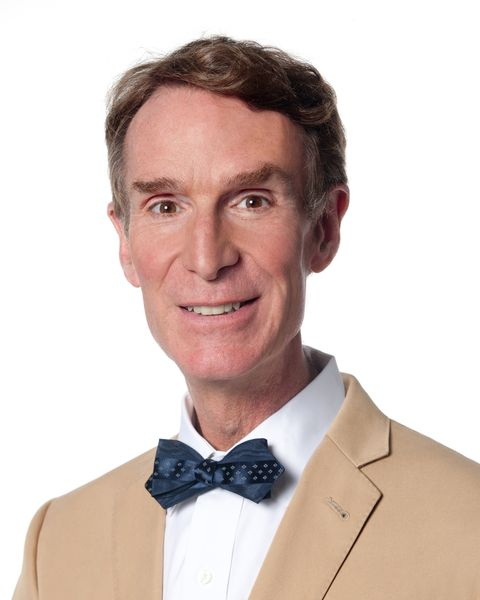 Presenter - Bill Nye the Science Guy