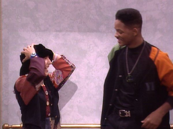 """""""Blossom"""" with guest appearance by Will Smith"""
