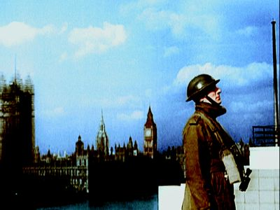 World War II in HD Colour: Britain At Bay (Part 3/13 ...