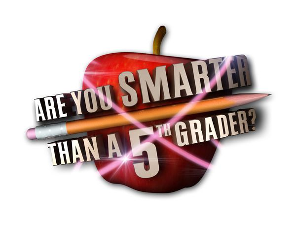 Are You Smarter than a 5th Grader? logo