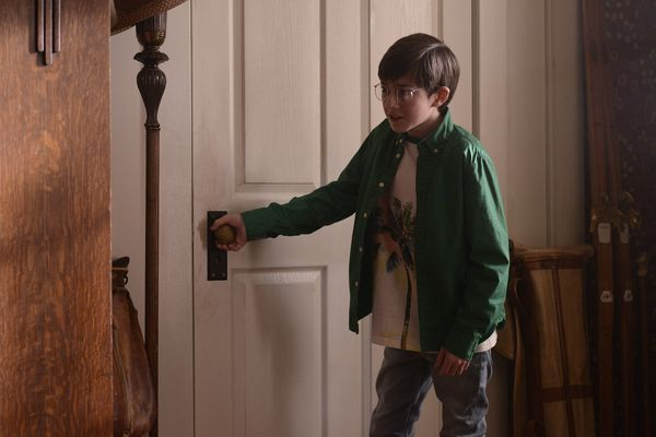 """Grandpa's Glasses"" featuring Mason Cook (""The Lone Ranger,"" ""Legends"")"