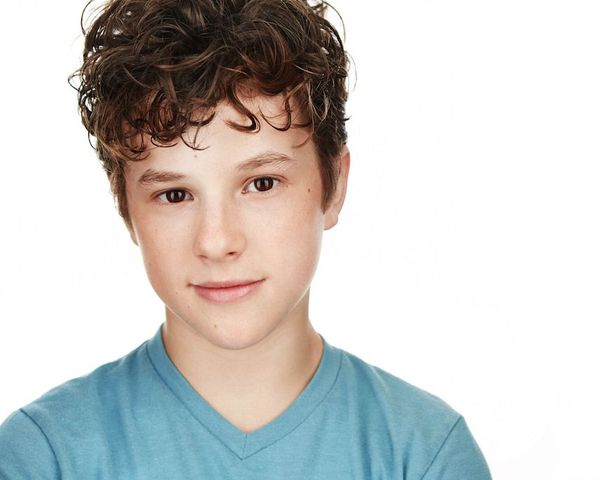 Presenter - Nolan Gould