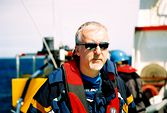 Photo for Last Mysteries of the Titanic with James Cameron