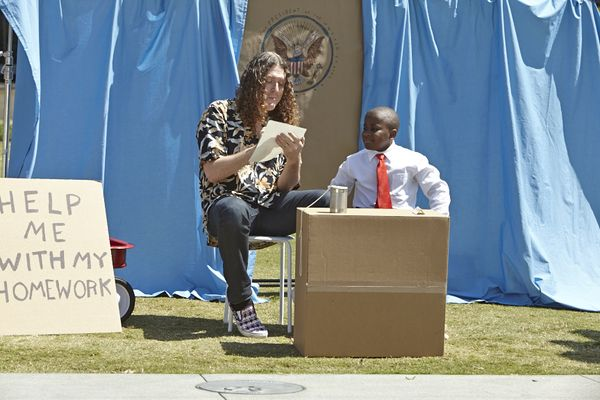 """""""Kid President Made an Episode About Identity"""" featuring Weird Al. Sat, Aug. 2 at 7pm ET/4pm PT"""