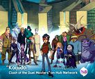 Photo for Kaijudo: Clash of the Duel Masters (Season 2)