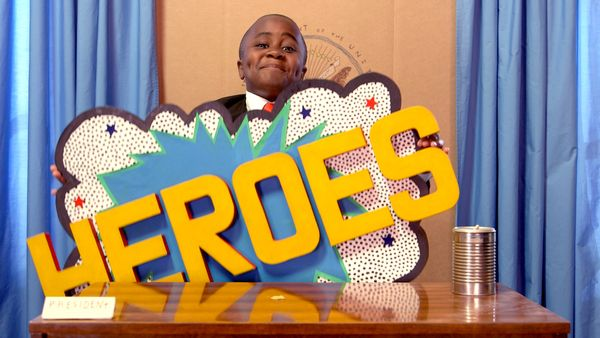 """""""Kid President Made an Episode About Heroes"""""""