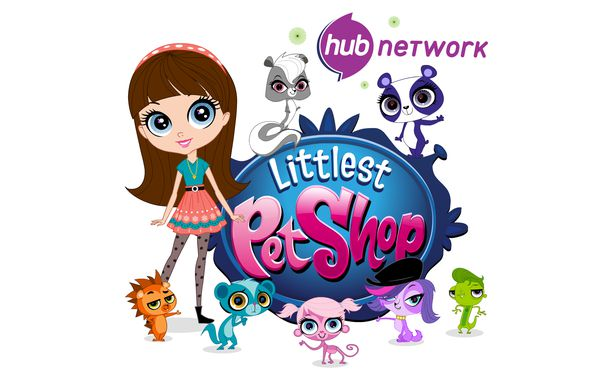 Littlest Pet Shop - Season 3 key art
