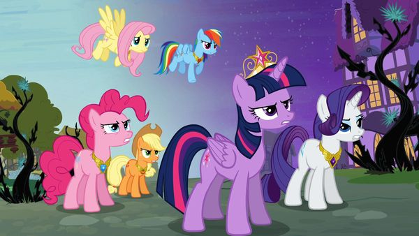 """Princess Twilight Sparkle - Part 1"""