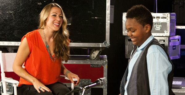Majors & Minors guest mentor Colbie Caillat