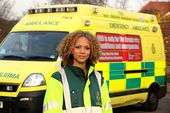 Photo for Angela Griffin: Medics On Call