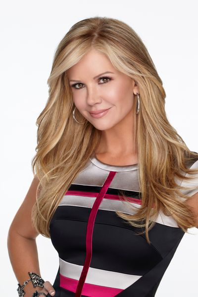 Celebrity Paw-stumes Segment - Nancy O'Dell
