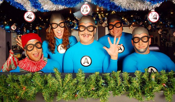 """Christmas with The Aquabats!"""