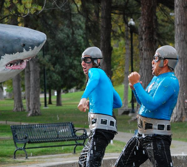 """Shark Fighter!"" - Dec. 28, 1 p.m. ET/ 10 a.m. PT