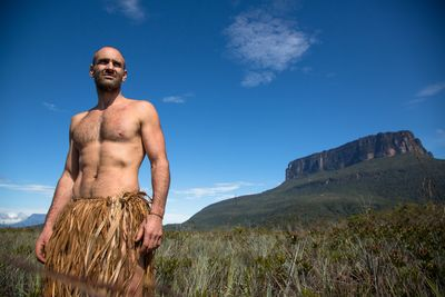 Marooned with Ed Stafford : Discovery Channel - Films at 59