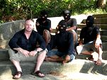 Photo for Ross Kemp In Search of Pirates