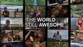 Photo for Discovery Proves 'The World is Still Awesome' As Ever - With Classic Throwback AD