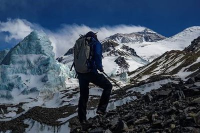 Image from EVEREST'S GREATEST MYSTERY