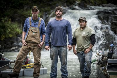 Gold Rush: White Water : Programs : Discovery Channel ...