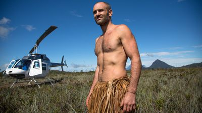 Marooned With Ed Stafford 2 : Programs : Discovery Channel
