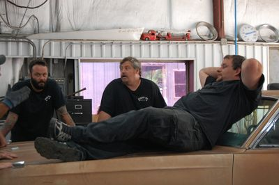 Misfit Garage : Programs : Discovery Channel : Discovery