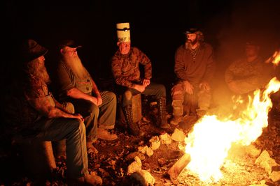Mountain Monsters : Programs : Travel Channel : Discovery
