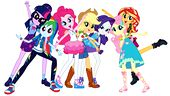 Photo for My Little Pony: Equestria Girls: Forgotten Friendship