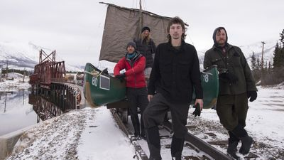 Recreating Ernest Shackleton's rescue, trench foot and all