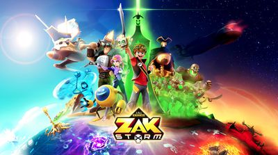 Image from Zak Storm