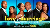 Image for Love & Marriage: Huntsville