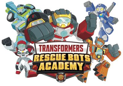 Image from Transformers: Rescue Bots Academy