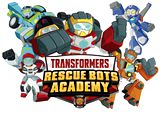 Image for Transformers: Rescue Bots Academy