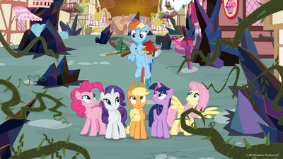 Image from My Little Pony: Friendship is Magic (Season 9)