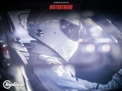 Image from MotorTrend and BBC Studios Announce Multi-Year Partnership for TOP GEAR