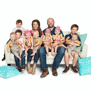Image from Sweet Home Sextuplets Season Two