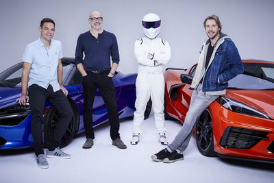 Image from Top Gear America