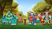 Image for Transformers: Rescue Bots Academy (Season 2)