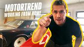 Image for MotorTrend: Working From Home