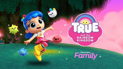 Image from True and the Rainbow Kingdom