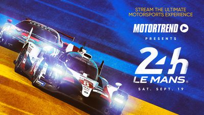 Image from 24 Hours of Le Mans -- 2020
