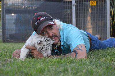 Image from Joe Exotic: Tigers, Lies, and Cover-Up