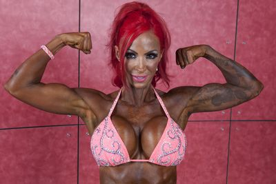 Image from Jodie marsh: Brawn in the USA