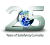 25 Years of Satisfying Curiosity (psd)