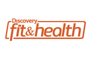 Discovery Fit and Health logo - color