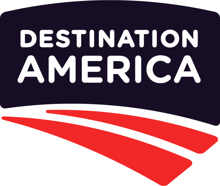 Destination America Color Logo